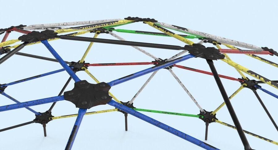Przeszkody zręcznościowo-gimnastyczne royalty-free 3d model - Preview no. 10