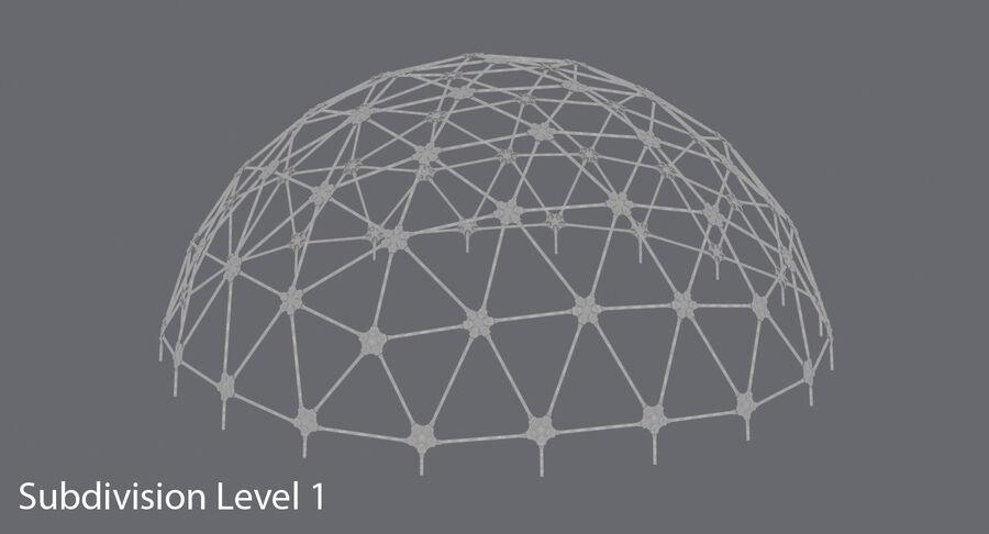 Przeszkody zręcznościowo-gimnastyczne royalty-free 3d model - Preview no. 15