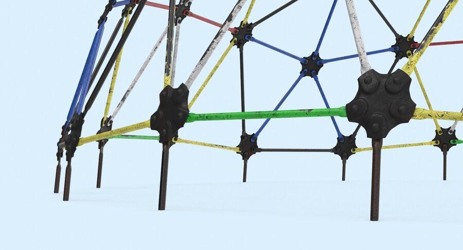 Przeszkody zręcznościowo-gimnastyczne royalty-free 3d model - Preview no. 9