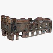 Ruinas antiguas modelo 3d