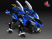 zoid The Liger2 3d model