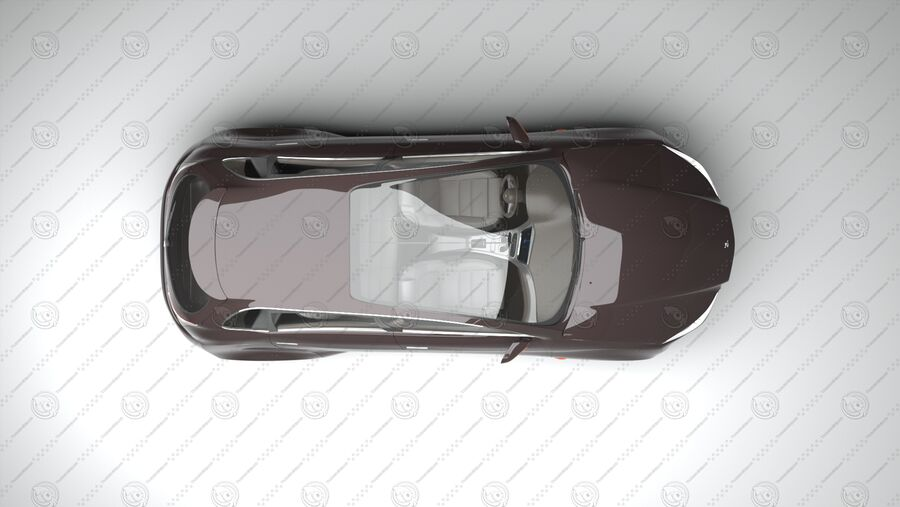 Luceat SUV Car Vehicle royalty-free 3d model - Preview no. 5