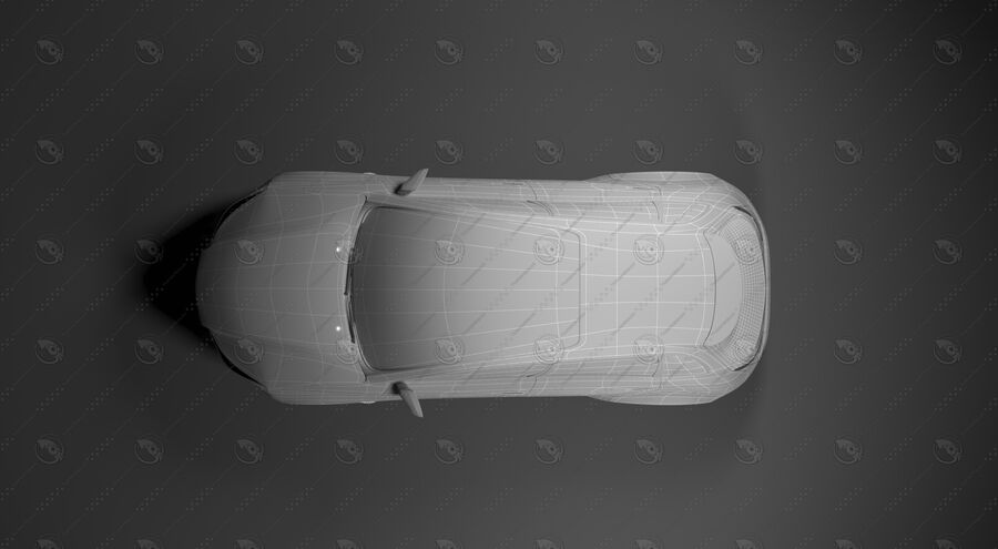 Luceat SUV Car Vehicle royalty-free 3d model - Preview no. 24