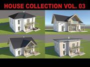 Collezione House Vol.03 3d model