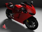 Ducati 3d model