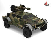 speed army 3d model