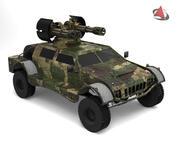 スピード軍 3d model