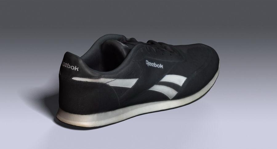 Reebok Sneaker 1 royalty-free 3d model - Preview no. 5