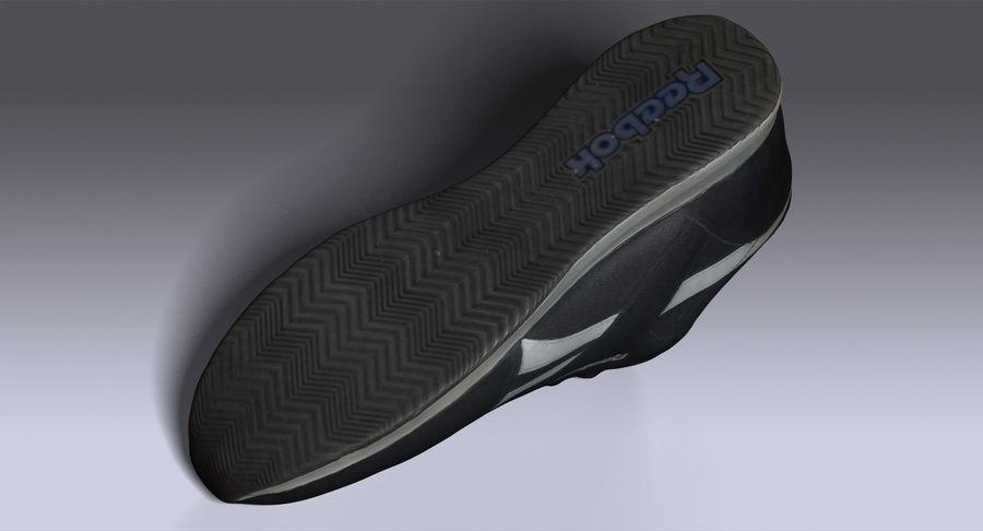 Reebok Sneaker 1 royalty-free 3d model - Preview no. 12