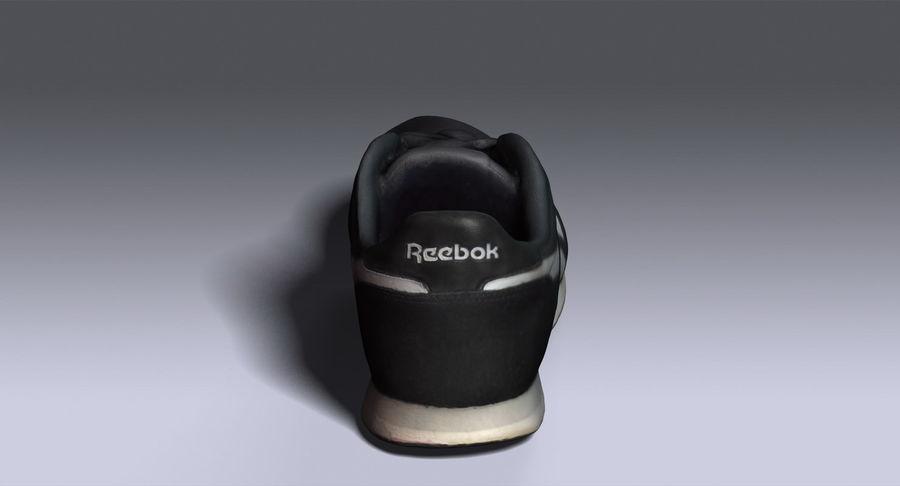 Reebok Sneaker 1 royalty-free 3d model - Preview no. 6