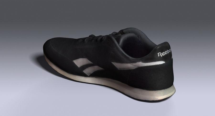 Reebok Sneaker 1 royalty-free 3d model - Preview no. 7