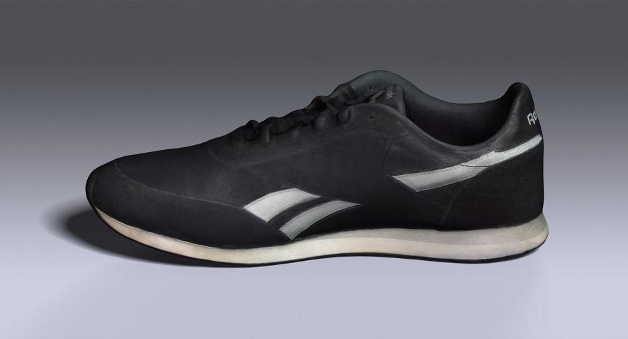 Reebok Sneaker 1 royalty-free 3d model - Preview no. 8
