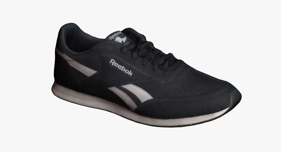 Reebok Sneaker 1 royalty-free 3d model - Preview no. 2