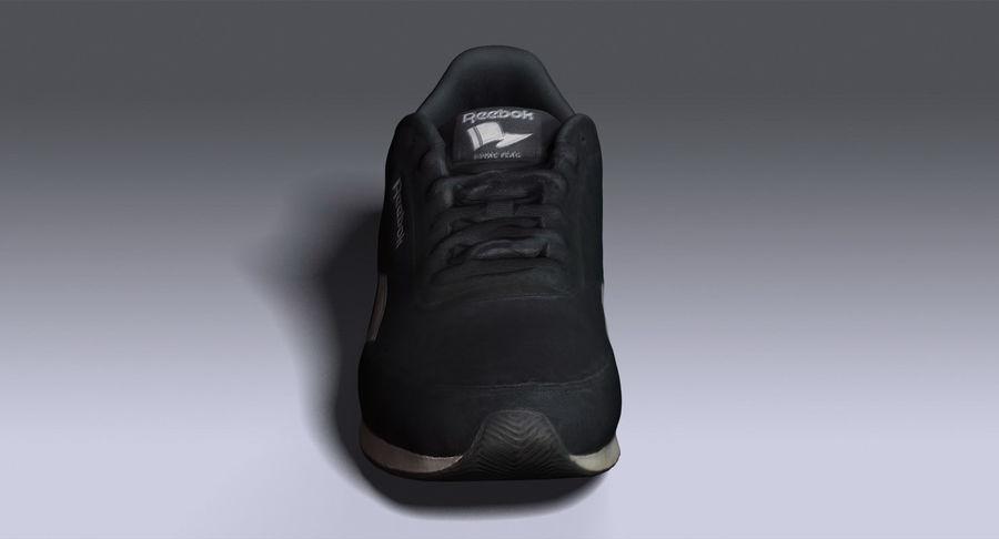 Reebok Sneaker 1 royalty-free 3d model - Preview no. 10