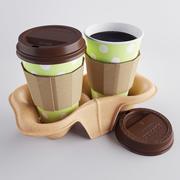 Kaffe i hållaren 3d model