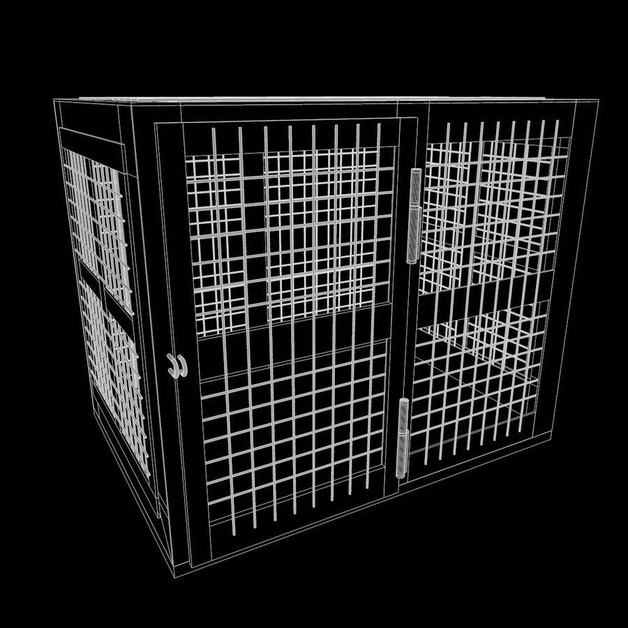 笼 royalty-free 3d model - Preview no. 9