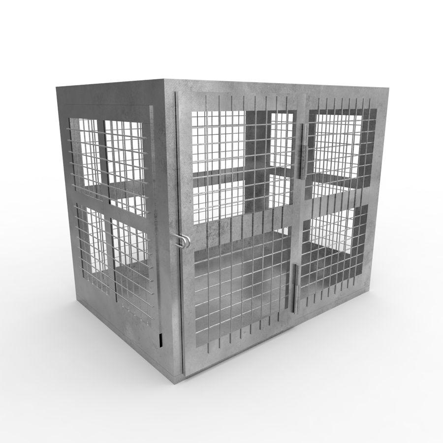 笼 royalty-free 3d model - Preview no. 2