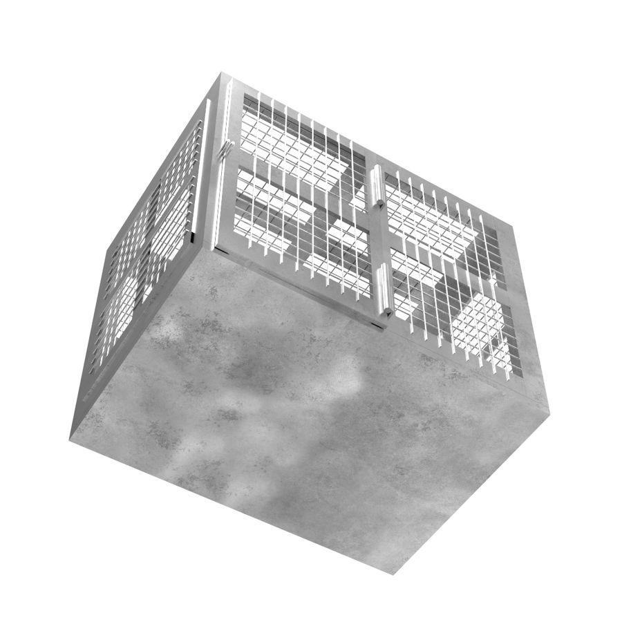 笼 royalty-free 3d model - Preview no. 6