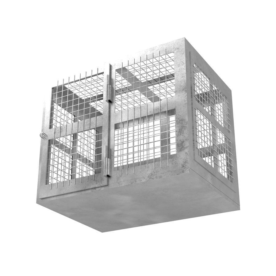 笼 royalty-free 3d model - Preview no. 7