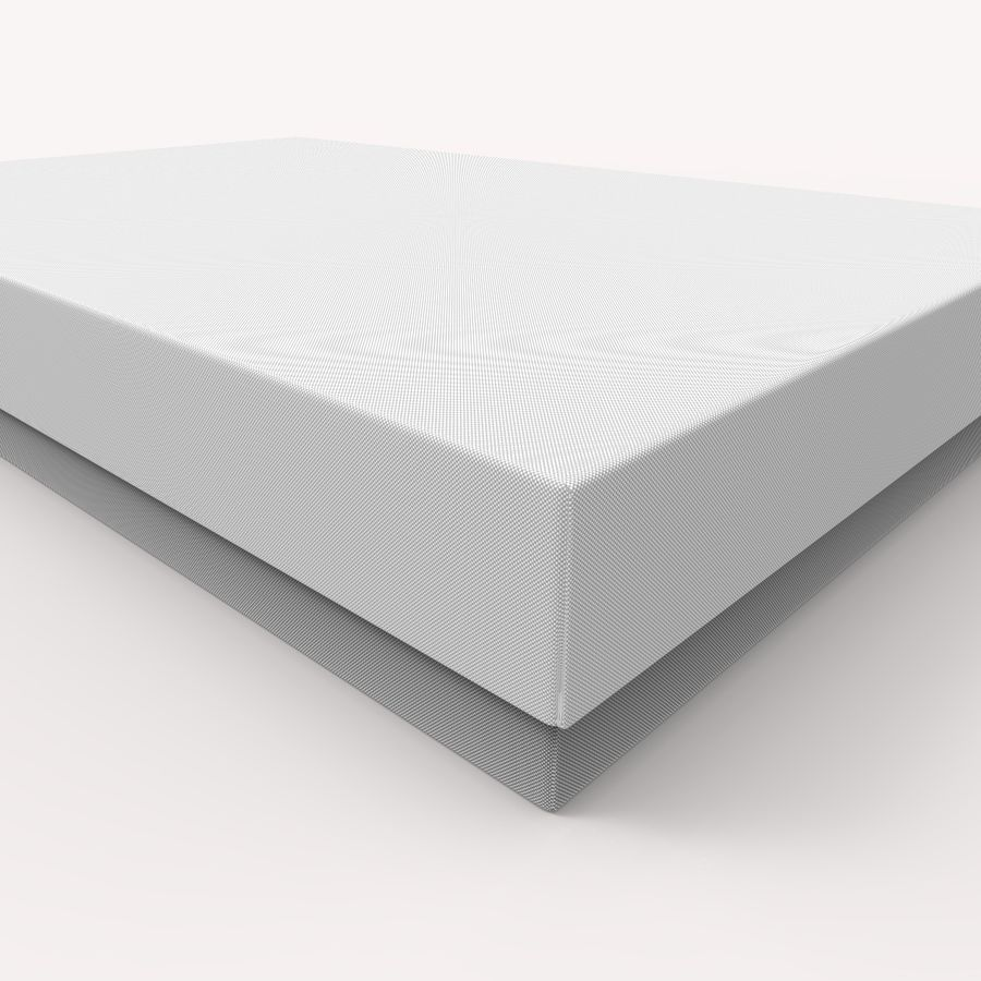 Box Cardboard royalty-free 3d model - Preview no. 3