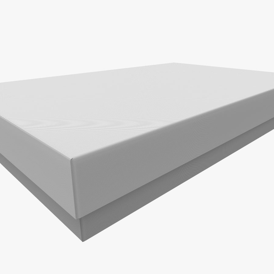 Box Cardboard royalty-free 3d model - Preview no. 1