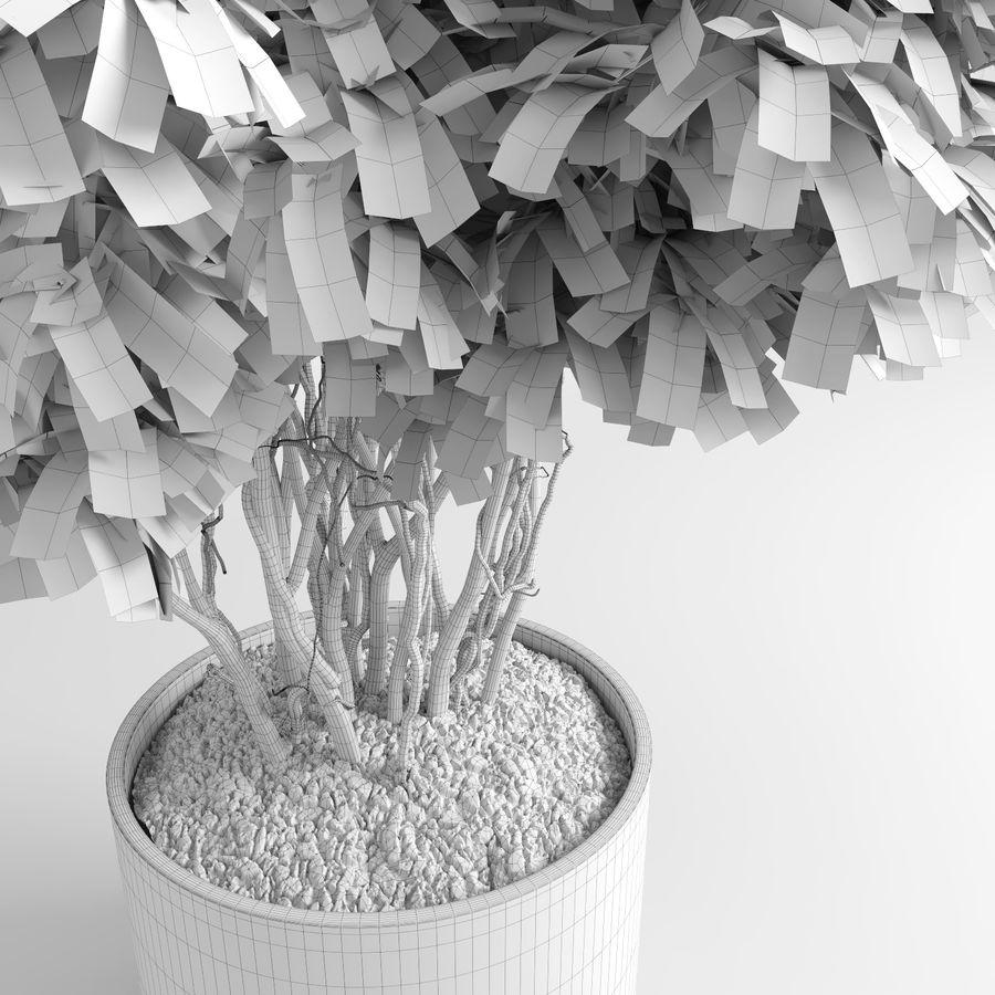 Plantas de casa (+ GrowFX) royalty-free 3d model - Preview no. 13