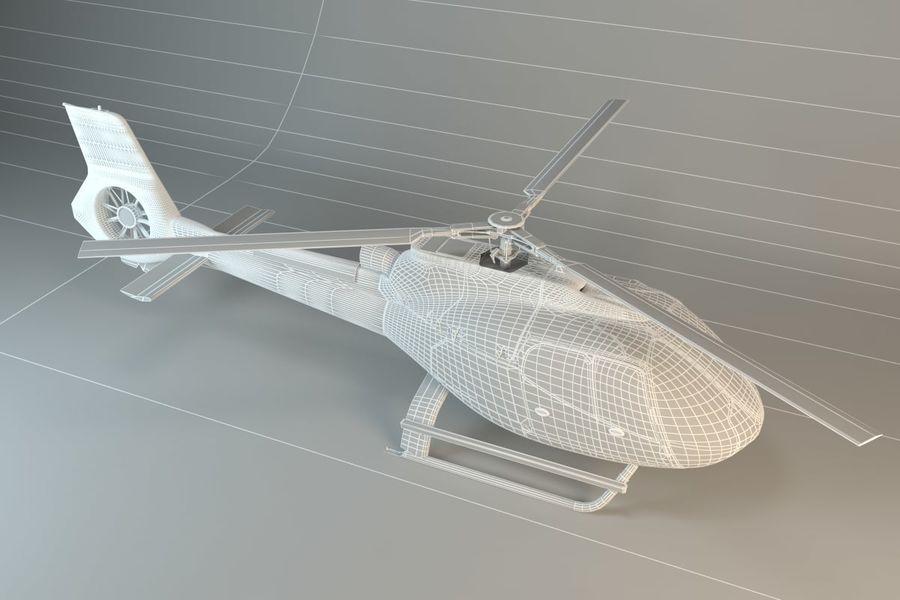 ヘリコプター royalty-free 3d model - Preview no. 5