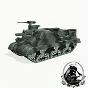 M7牧师 3d model