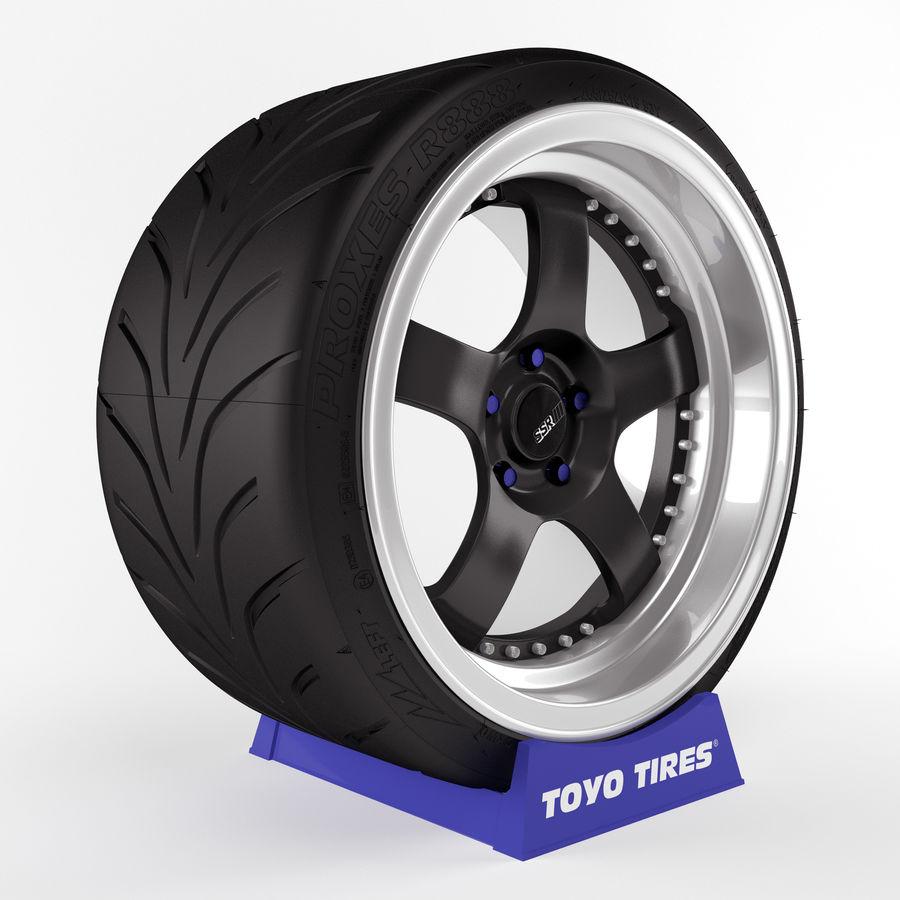 Toyo Proxes R888 >> Toyo Proxes R888 3d Model 28 Unknown Max Obj Fbx 3ds