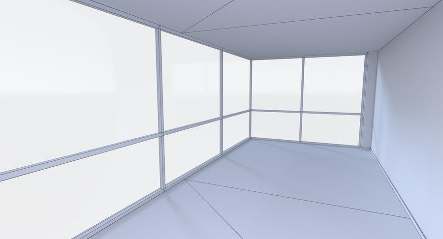 公寓楼五,内部装满 royalty-free 3d model - Preview no. 22