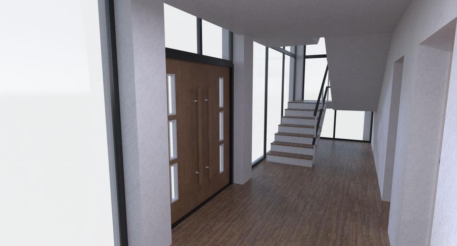 公寓楼五,内部装满 royalty-free 3d model - Preview no. 11