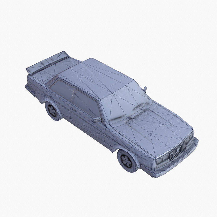 Rusty Car Collection royalty-free 3d model - Preview no. 31