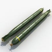 G7e torpedo 3d model