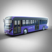 Enviro 200 bus - Octane 3d model