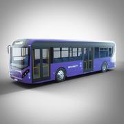 Enviro 200 bus - Octane 3d model