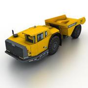 Atlas Copco MT42 2010 modelo 3d