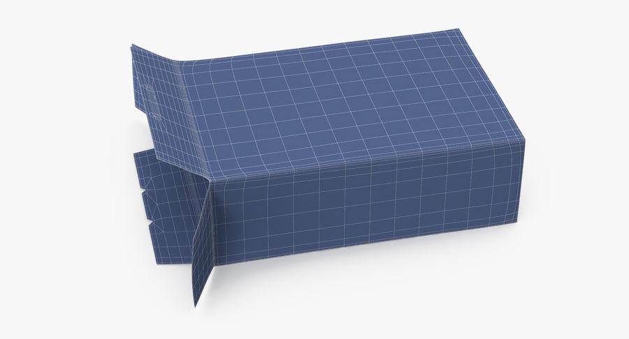 谷物盒打开和关闭 royalty-free 3d model - Preview no. 10