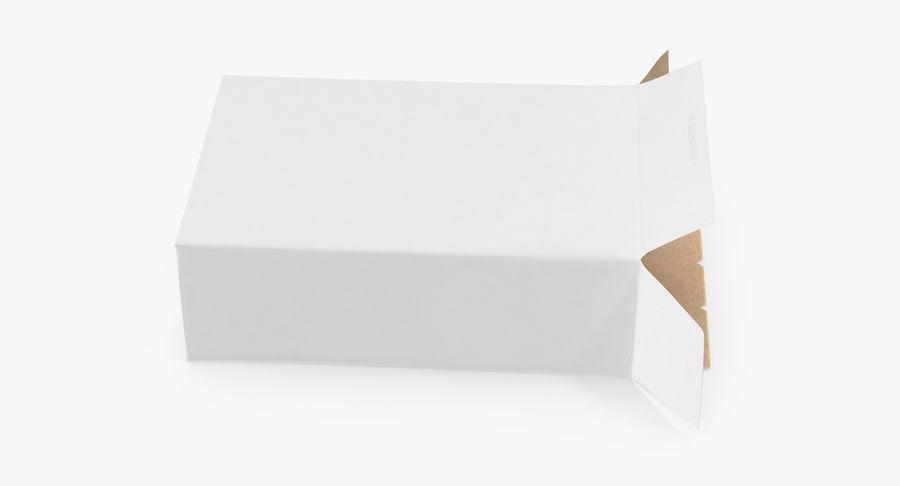 谷物盒打开和关闭 royalty-free 3d model - Preview no. 6
