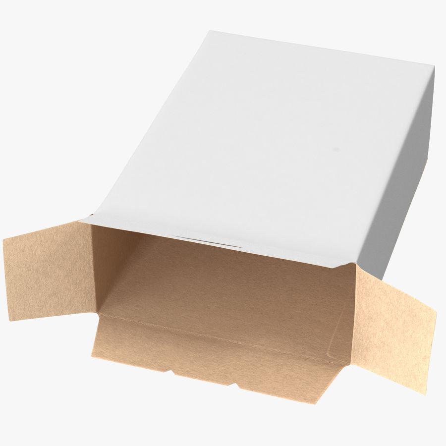 谷物盒打开和关闭 royalty-free 3d model - Preview no. 2