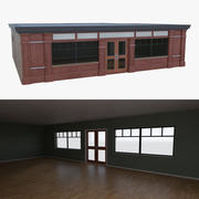 Bar jeden pełny 3d model