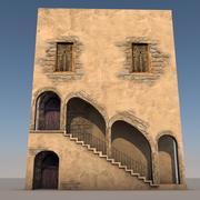 Arabiska huset 3d model