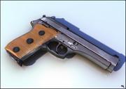 Silah V2 3d model