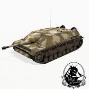 Jagdpanzer IV 3d model