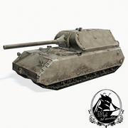 Panzer VIII Maus 3d model