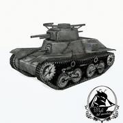 Ke-Nu tipo 4 3d model