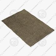 Amara地毯Smart Ds-Grey 3d model