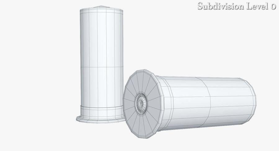 Патрон огнестрельного оружия royalty-free 3d model - Preview no. 13