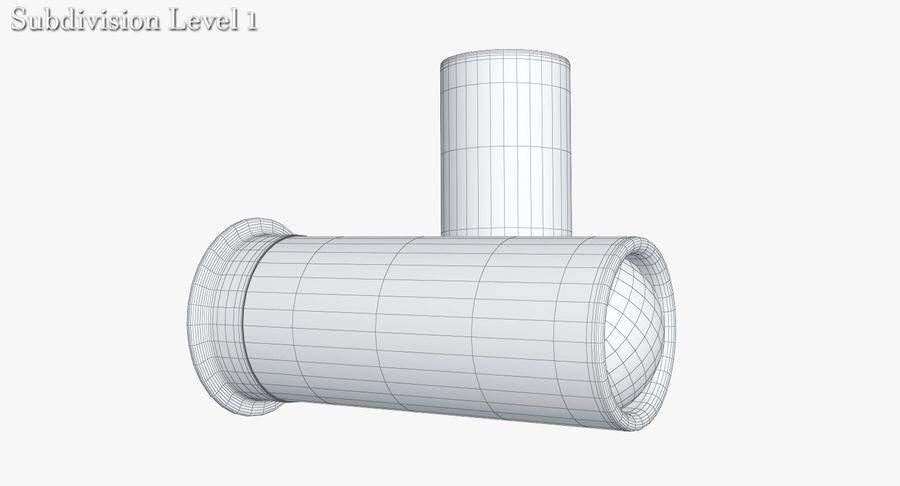 Патрон огнестрельного оружия royalty-free 3d model - Preview no. 10