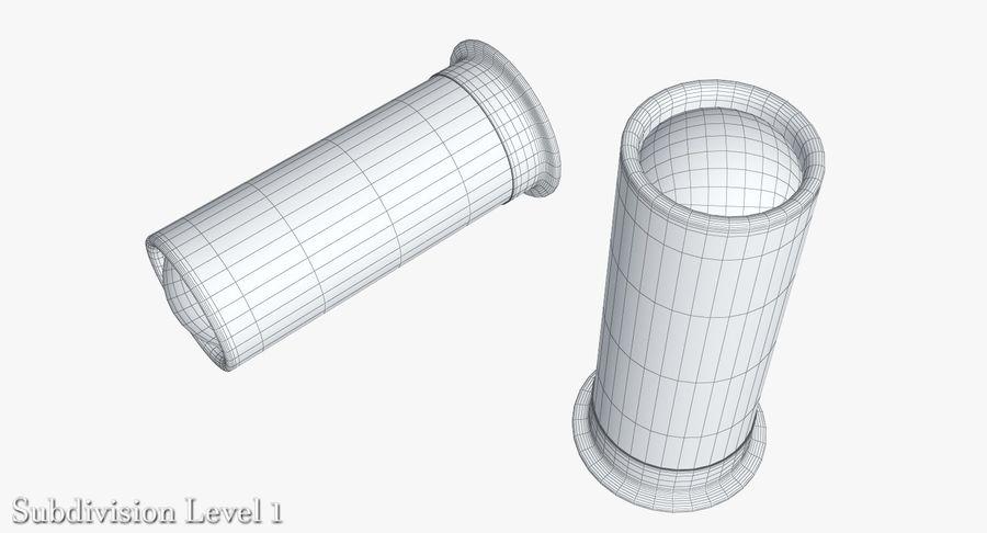 Патрон огнестрельного оружия royalty-free 3d model - Preview no. 12