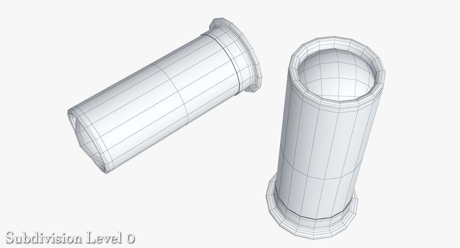 Патрон огнестрельного оружия royalty-free 3d model - Preview no. 11
